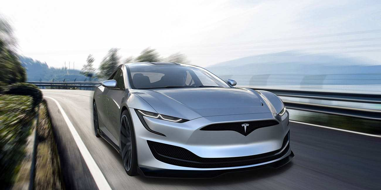 29 Gallery of 2020 Tesla Model S Interior with 2020 Tesla Model S