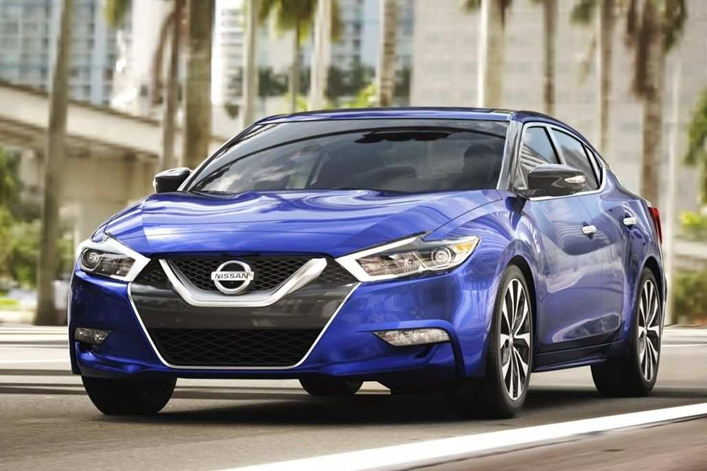 29 Great 2020 Nissan Maxima Specs for 2020 Nissan Maxima