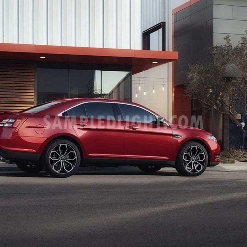 29 New 2020 Ford Taurus Spy Engine with 2020 Ford Taurus Spy