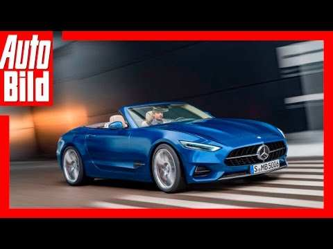 29 New New Sl Mercedes 2020 Release Date by New Sl Mercedes 2020