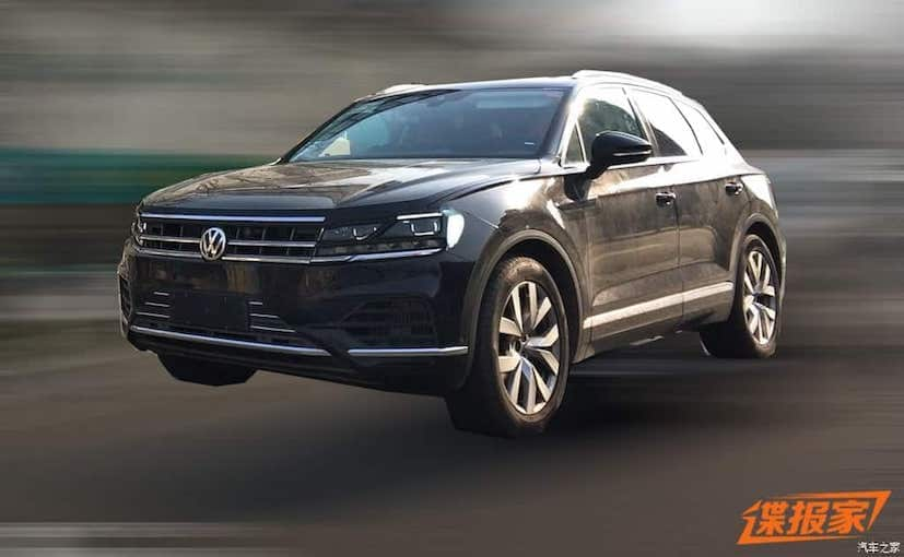 29 New Volkswagen Touareg 2020 Exterior In India Spesification for Volkswagen Touareg 2020 Exterior In India