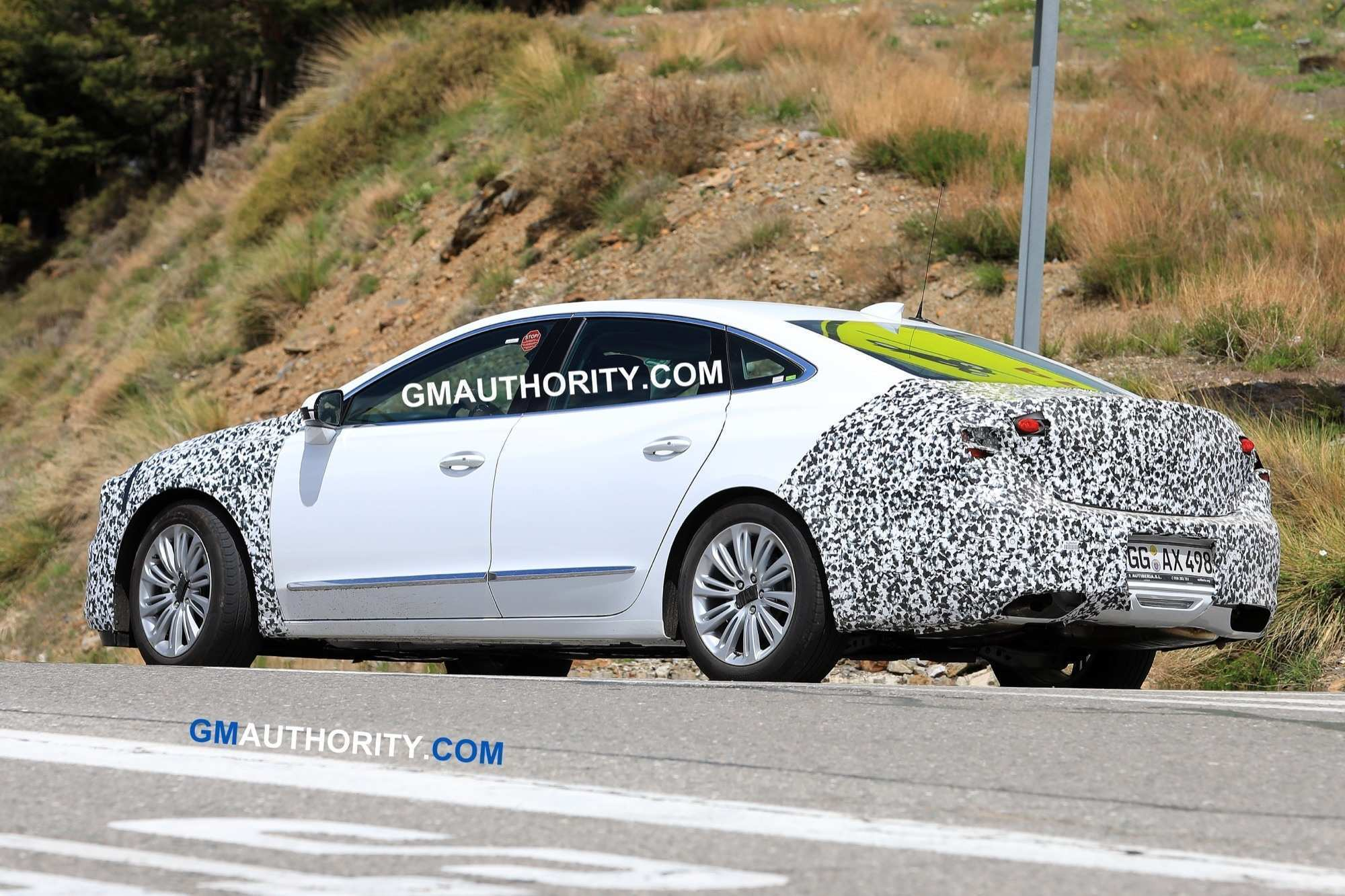 30 All New 2020 Buick Verano Spy Rumors by 2020 Buick Verano Spy