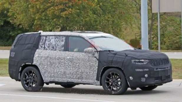 30 All New 2020 Jeep Grand Cherokee Redesign and Concept for 2020 Jeep Grand Cherokee