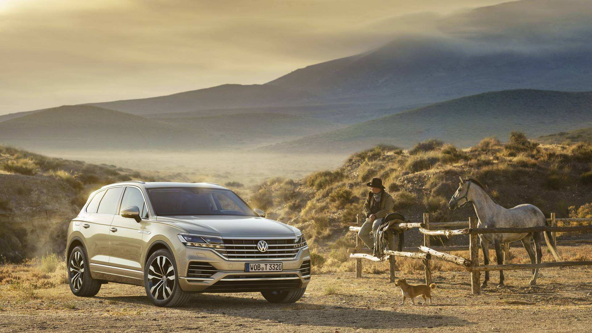 30 All New New Volkswagen Touareg 2020 Engine with New Volkswagen Touareg 2020