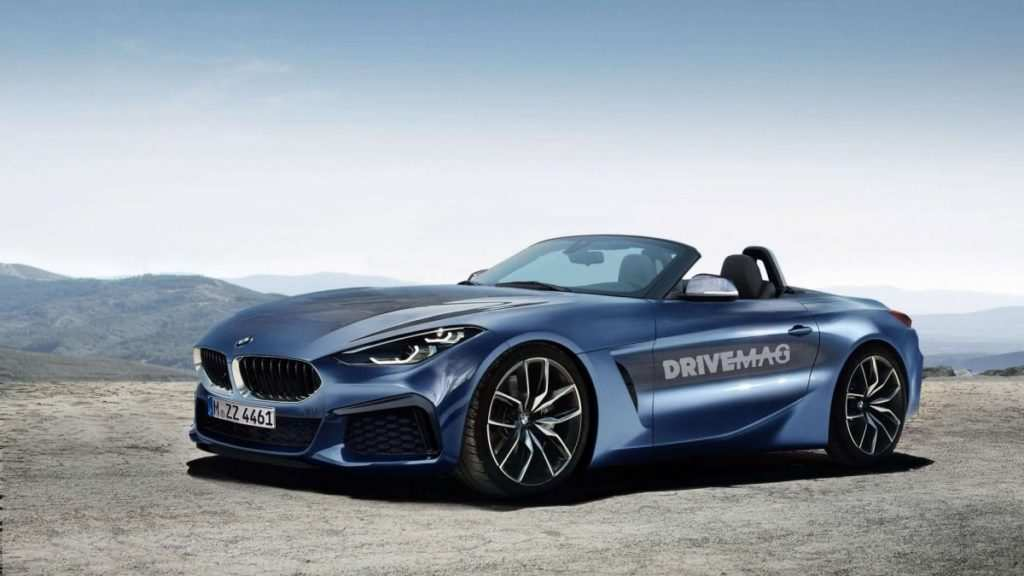 30 Best Review 2020 BMW Z4 Roadster Price and Review for 2020 BMW Z4 Roadster