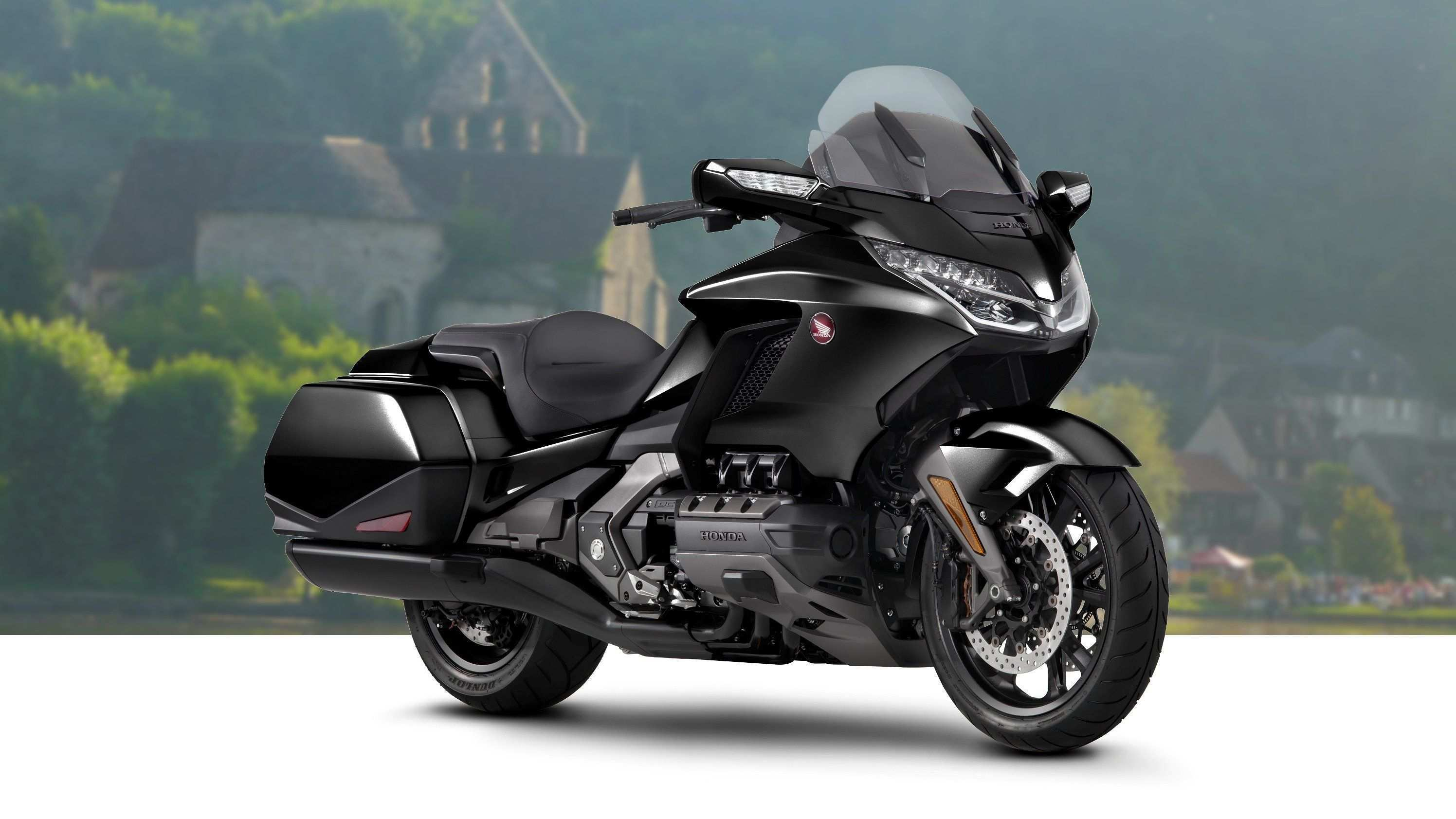 30 Best Review 2020 Honda Goldwing Exterior First Drive for 2020 Honda Goldwing Exterior