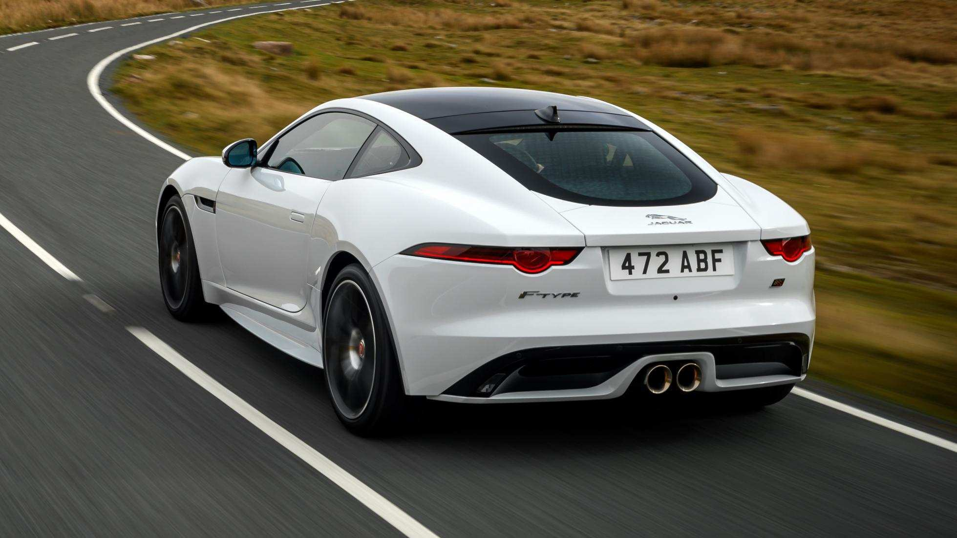 30 Best Review 2020 Jaguar F Type Coupe Ratings for 2020 Jaguar F Type Coupe