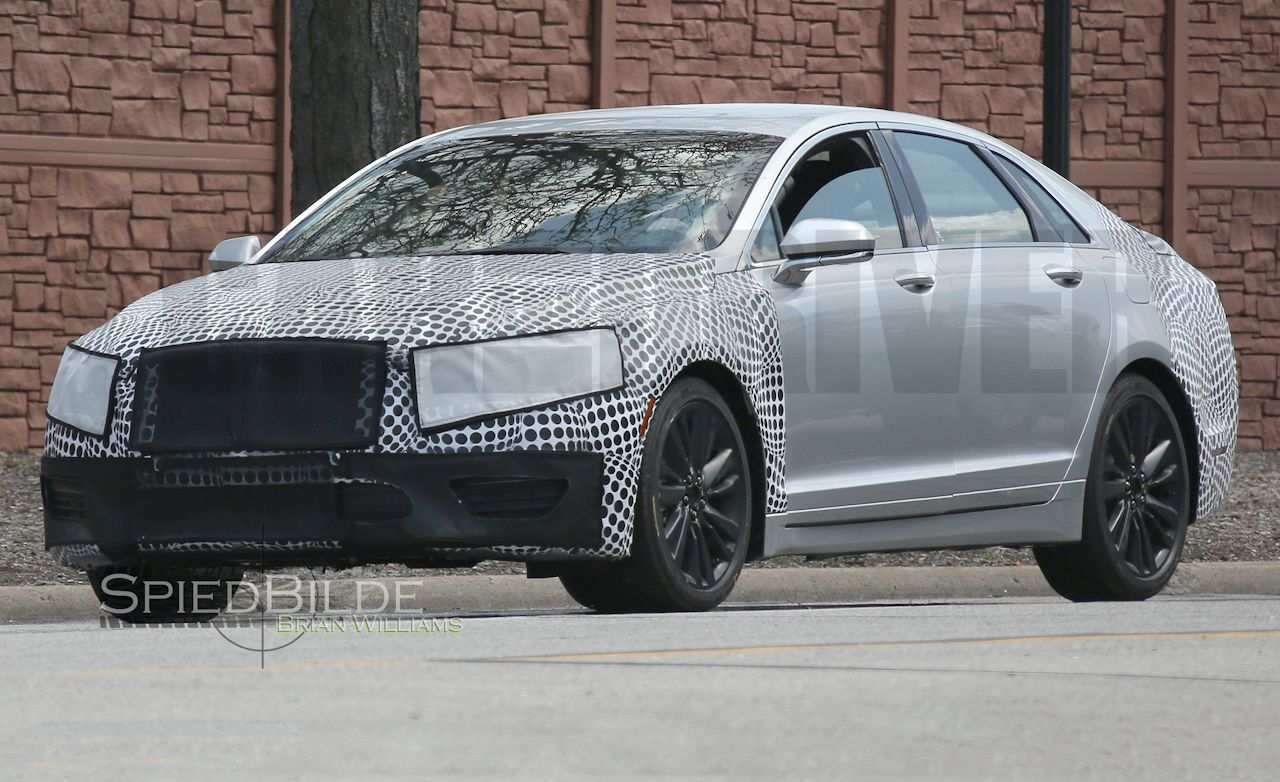 30 Best Review Spy Shots 2020 Lincoln Mkz Sedan Speed Test with Spy Shots 2020 Lincoln Mkz Sedan