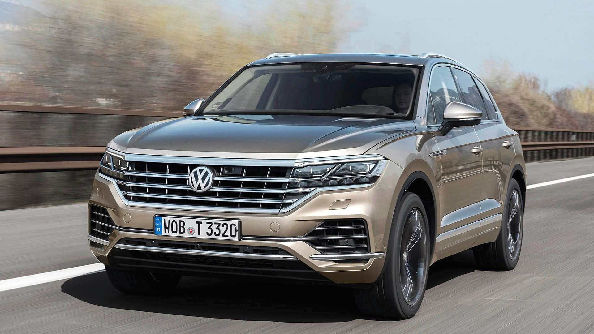 30 Concept of Volkswagen 2020 Touareg Exterior New Concept by Volkswagen 2020 Touareg Exterior