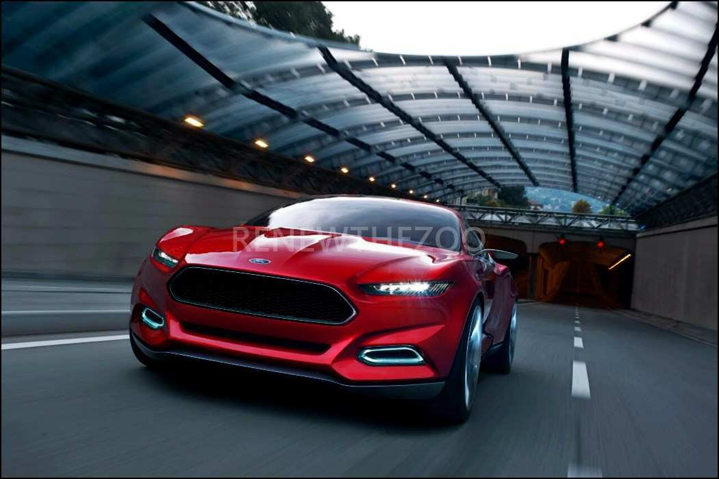 30 Gallery of 2020 Ford Thunderbird Exterior for 2020 Ford Thunderbird