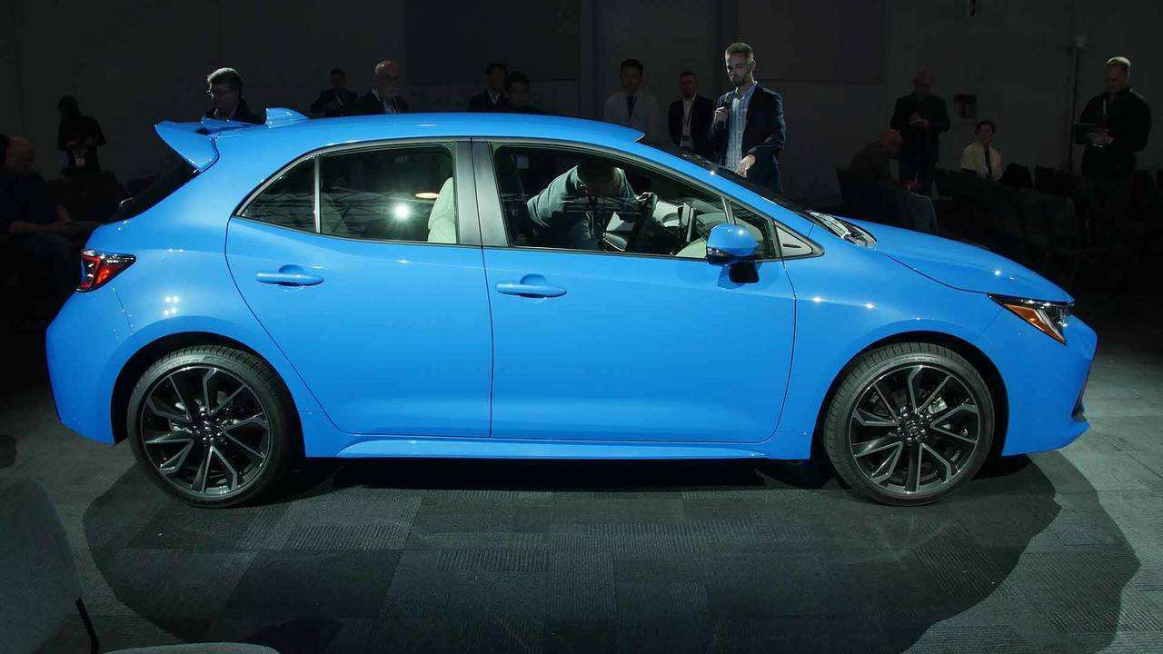30 Gallery of 2020 Toyota Corolla Hatchback Model by 2020 Toyota Corolla Hatchback