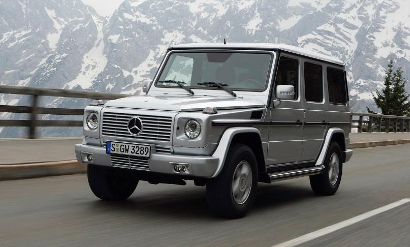 30 Gallery of Mercedes G Klasse 2020 Spesification for Mercedes G Klasse 2020