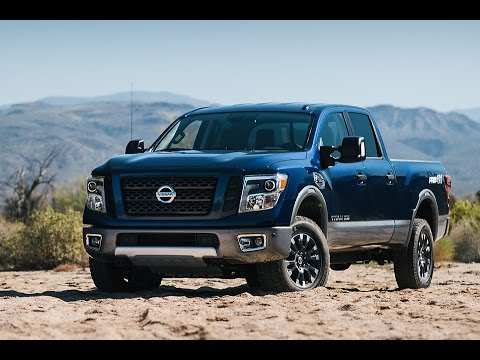 30 Great 2016 Nissan Titan XD Spesification by 2016 Nissan Titan XD