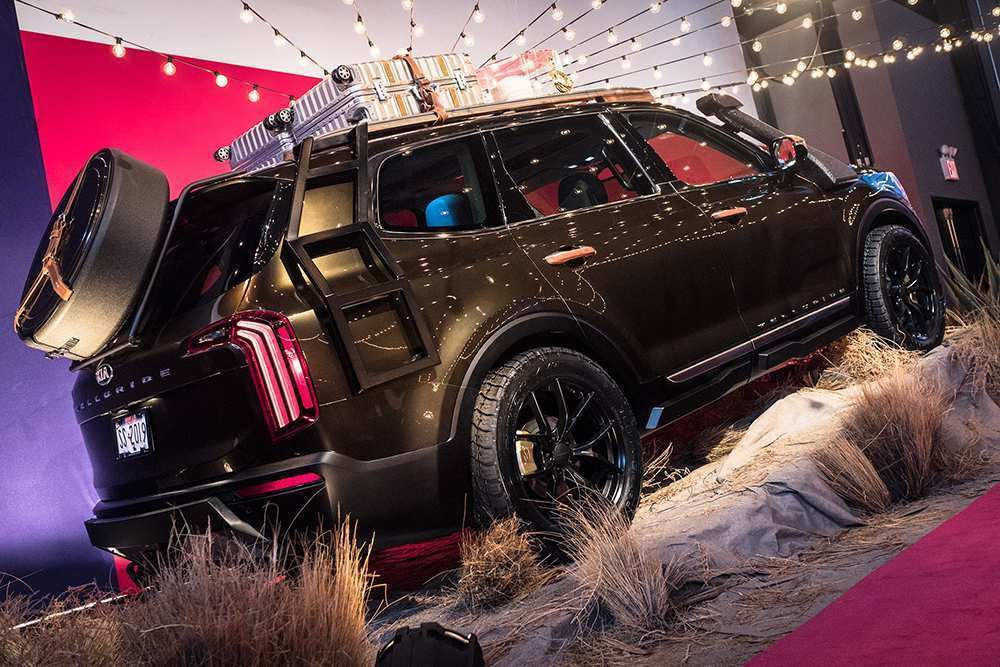30 Great 2020 Kia Telluride Exterior Performance and New Engine by 2020 Kia Telluride Exterior