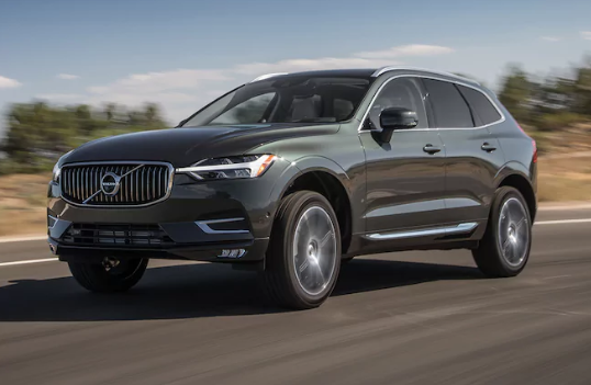 30 Great 2020 Volvo XC60 Speed Test for 2020 Volvo XC60