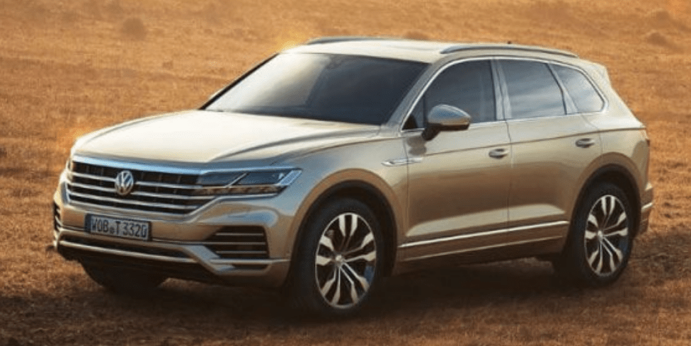 30 Great Volkswagen 2020 Touareg Exterior Reviews for Volkswagen 2020 Touareg Exterior