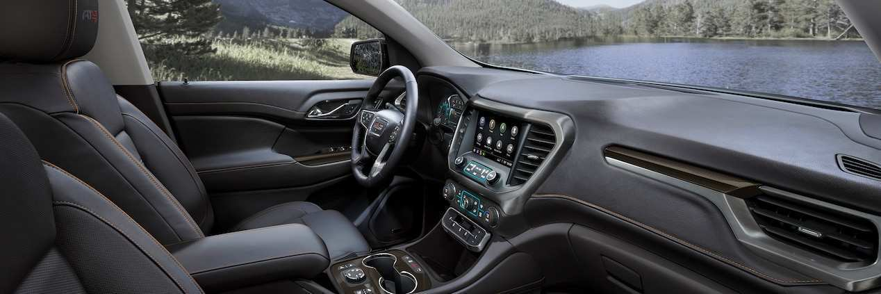 30 New 2020 GMC Acadia Specs with 2020 GMC Acadia