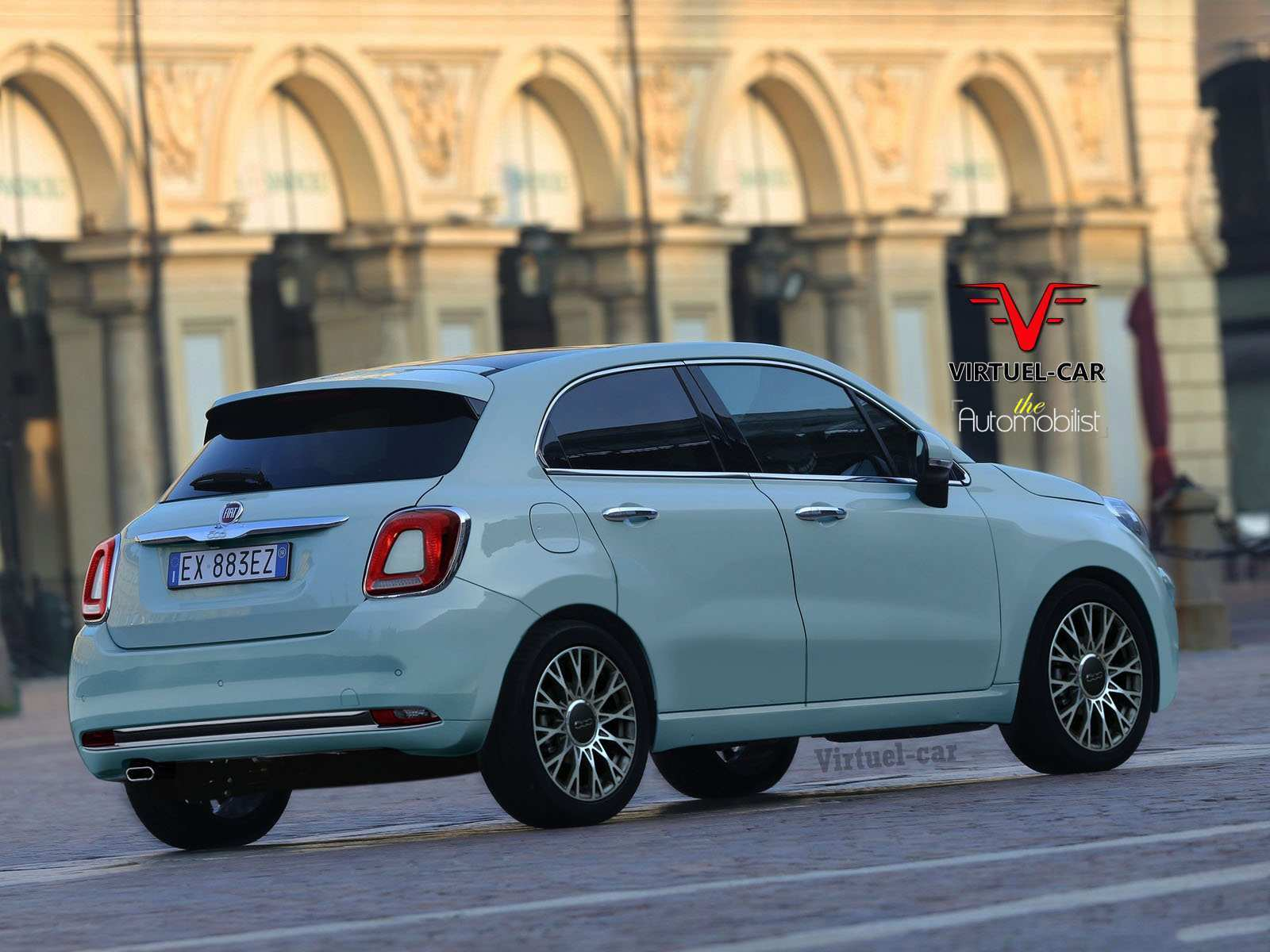 30 The 2020 Fiat 500L Redesign for 2020 Fiat 500L