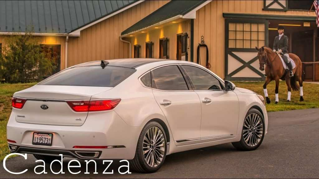 30 The 2020 Kia Cadenza Price with 2020 Kia Cadenza