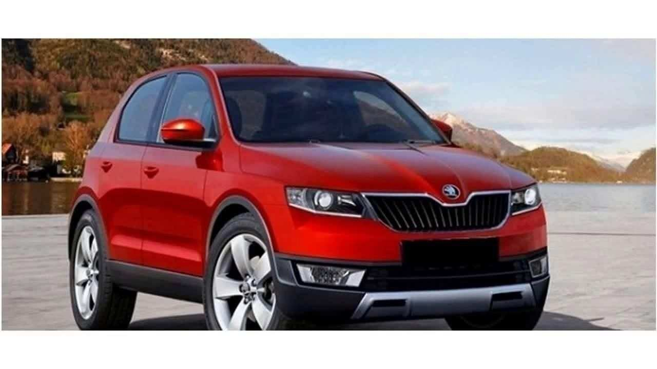 30 The 2020 Skoda Snowman Full Preview Price for 2020 Skoda Snowman Full Preview