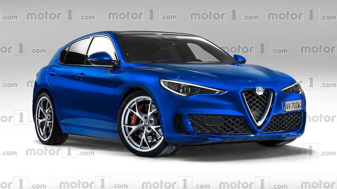 31 All New 2020 Alfa Romeo Giulia Redesign and Concept by 2020 Alfa Romeo Giulia