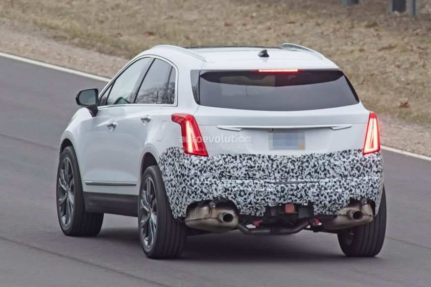 31 All New 2020 Cadillac XT5 Pictures with 2020 Cadillac XT5