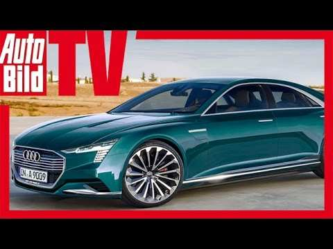 31 Best Review 2020 Audi A9 Concept Research New for 2020 Audi A9 Concept
