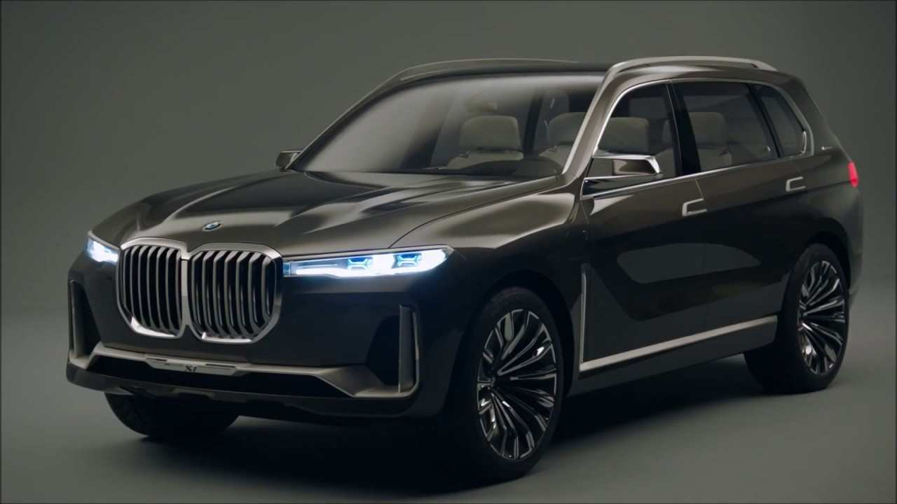31 Best Review 2020 BMW X7 Suv Series Overview for 2020 BMW X7 Suv Series