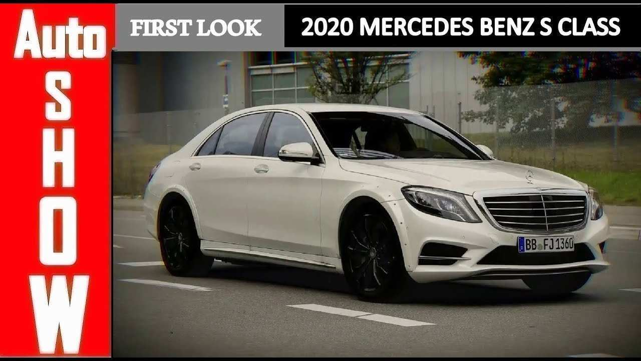 31 Best Review Mercedes 2020 S560 Price and Review by Mercedes 2020 S560
