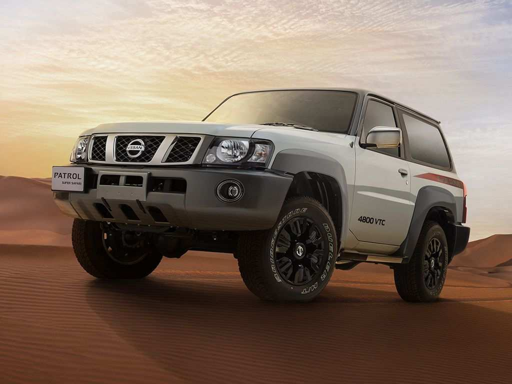 31 Best Review Nissan Super Safari 2020 Research New by Nissan Super Safari 2020