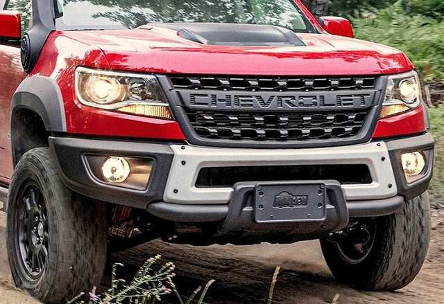 31 Concept of 2020 Chevy Colorado Spy Shoot for 2020 Chevy Colorado