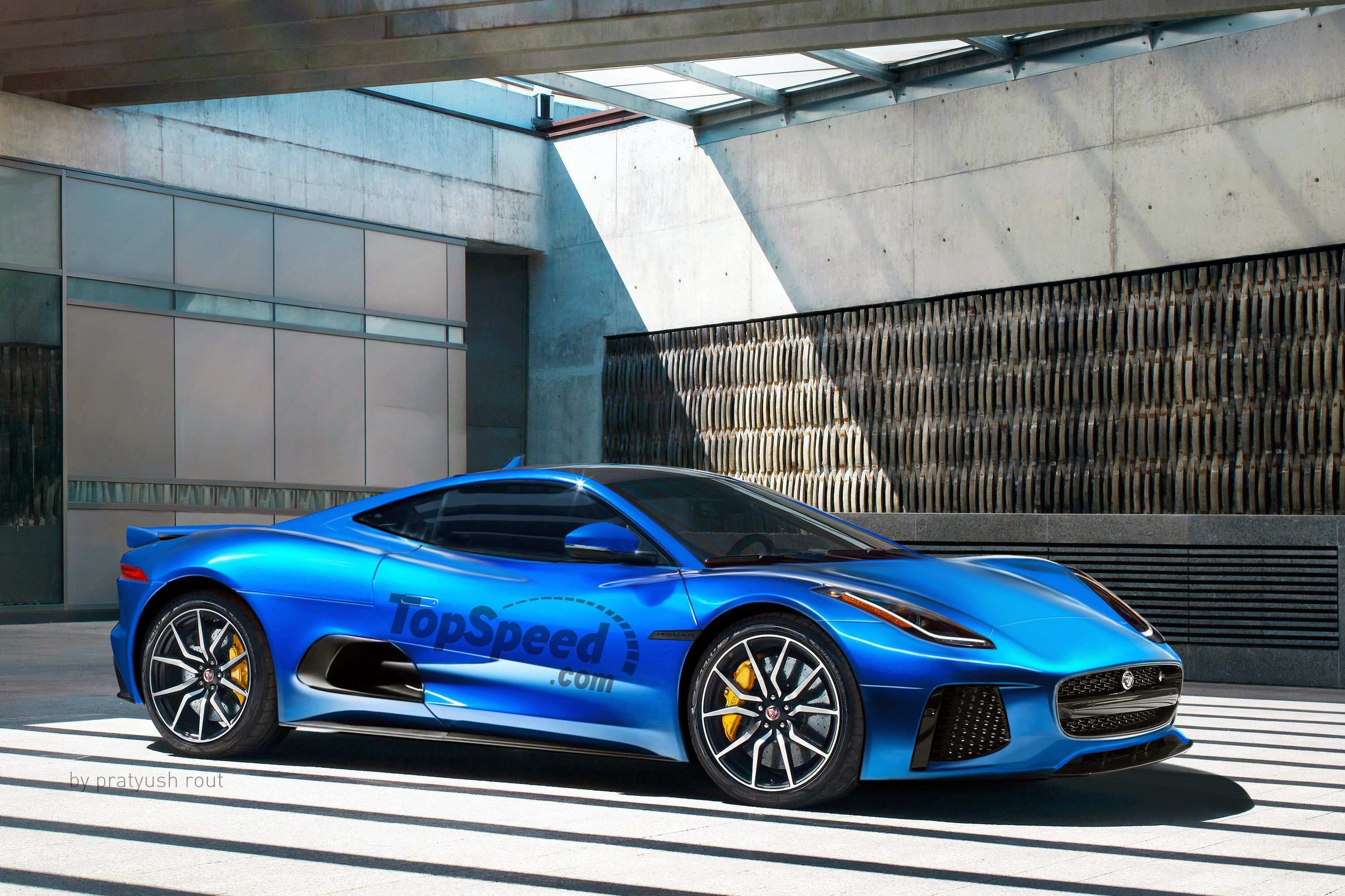 31 Concept of 2020 Jaguar F Type Coupe Model by 2020 Jaguar F Type Coupe