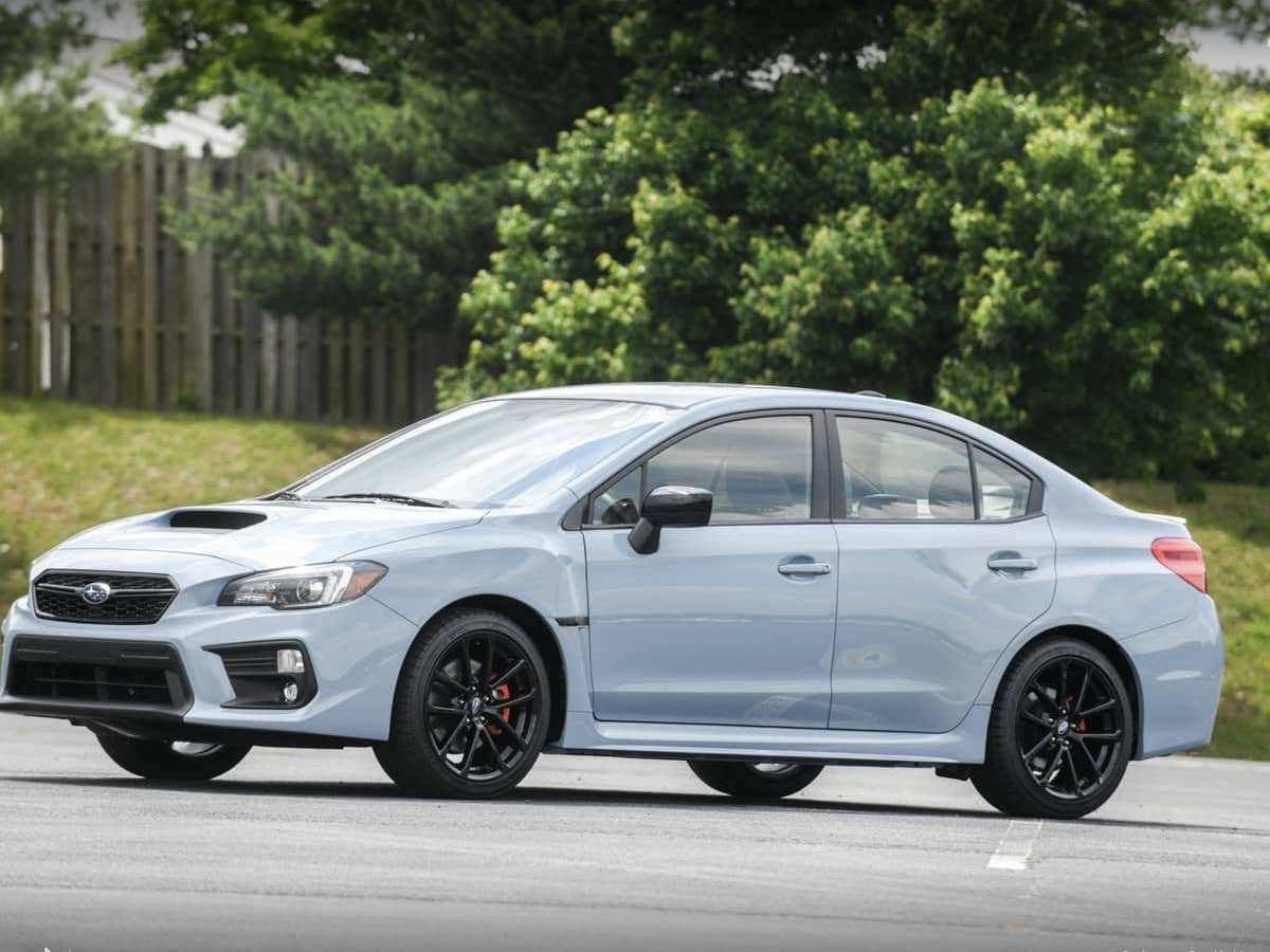 31 Concept of 2020 Subaru Wrx Raiu Edition Specs for 2020 Subaru Wrx Raiu Edition