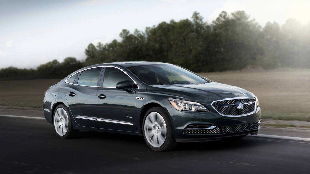 31 Gallery of 2020 Buick LaCrosses Picture with 2020 Buick LaCrosses