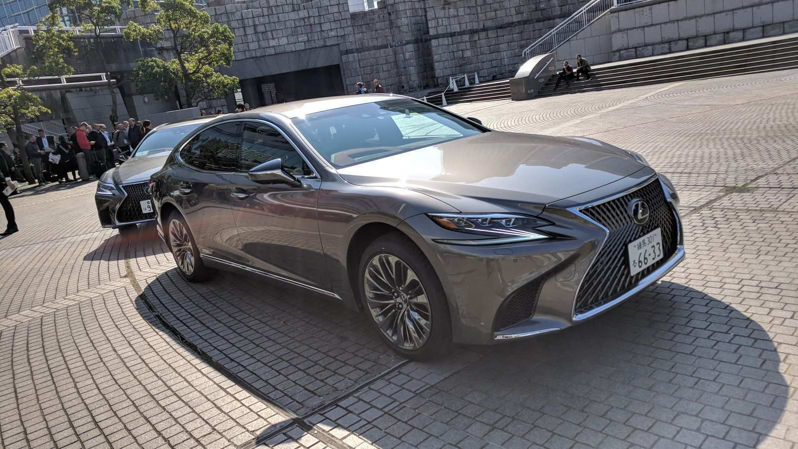 31 Gallery of 2020 Lexus LSs New Review for 2020 Lexus LSs