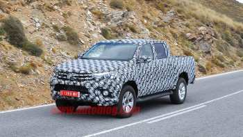 31 Gallery of 2020 Toyota Hilux Spy Shots Speed Test by 2020 Toyota Hilux Spy Shots