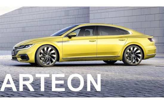 31 Gallery of VW 2020 Arteon Exterior and Interior for VW 2020 Arteon