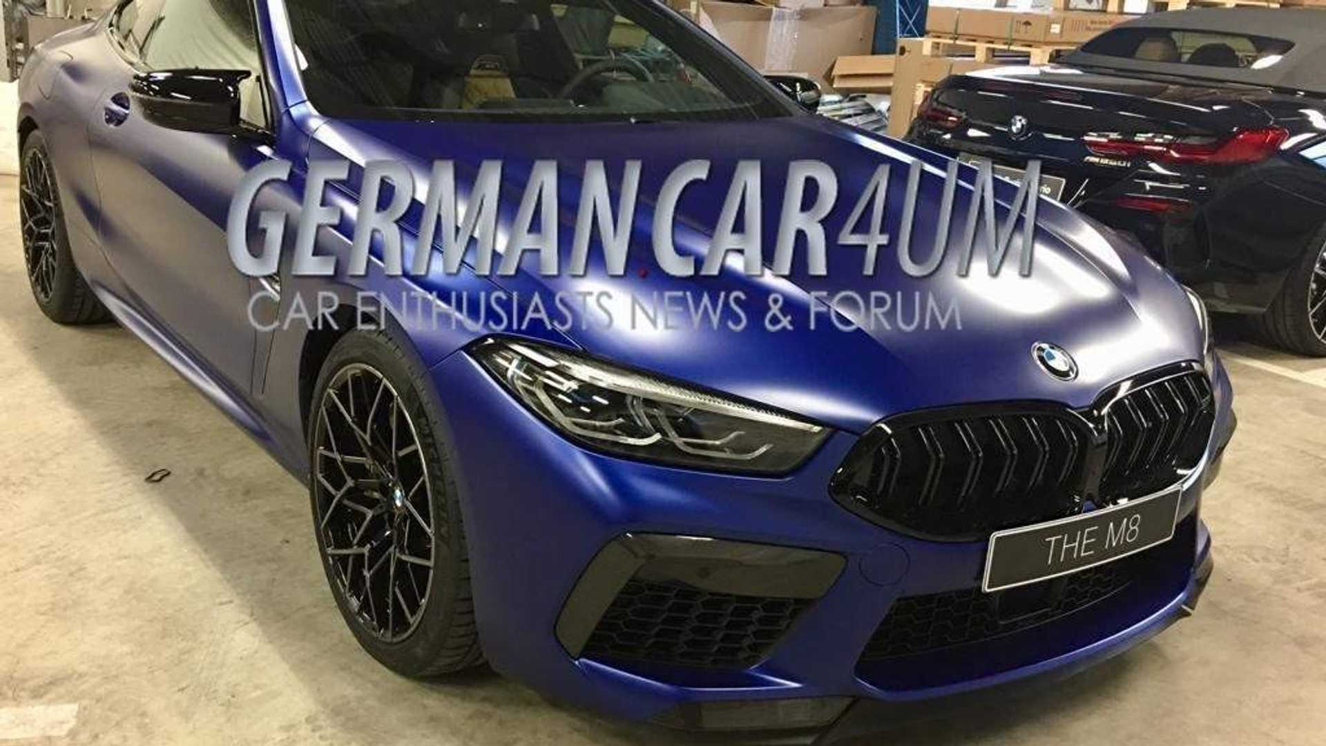 31 New 2020 BMW M8 Specs for 2020 BMW M8