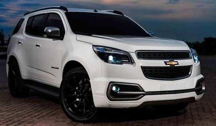31 New 2020 Chevrolet Trailblazer Ss New Concept for 2020 Chevrolet Trailblazer Ss