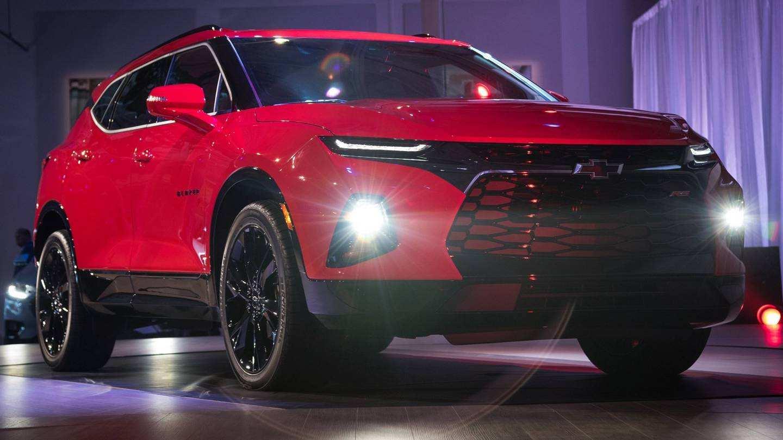 31 New 2020 Chevy Blazer Performance for 2020 Chevy Blazer