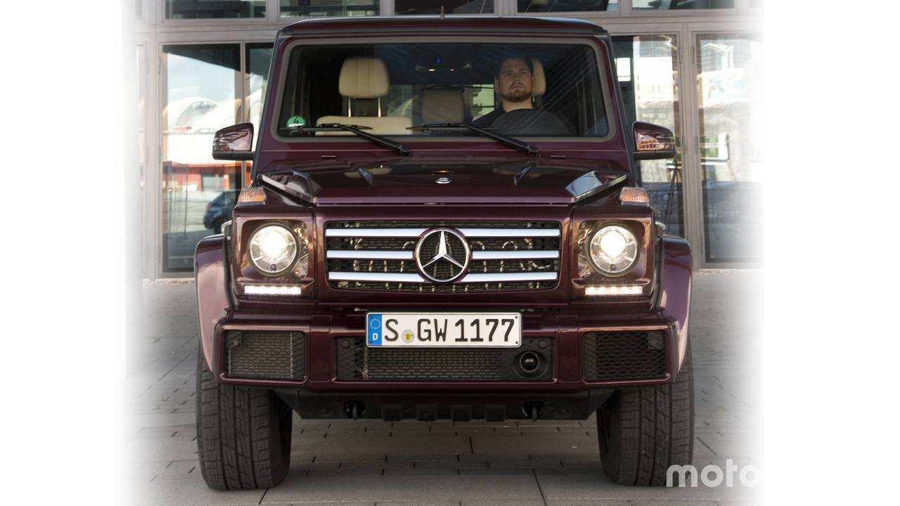 31 New 2020 Mercedes G Class Exterior Configurations for 2020 Mercedes G Class Exterior