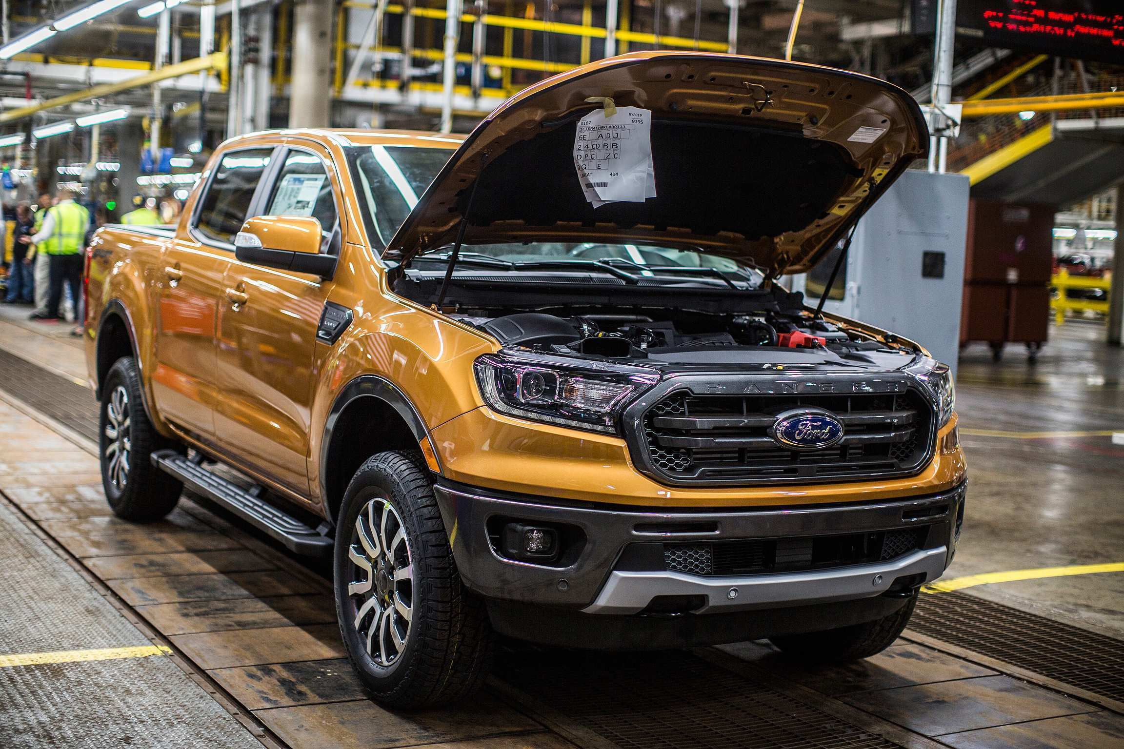31 The 2020 Ford Ranger Vs BMW Canyon Photos with 2020 Ford Ranger Vs BMW Canyon