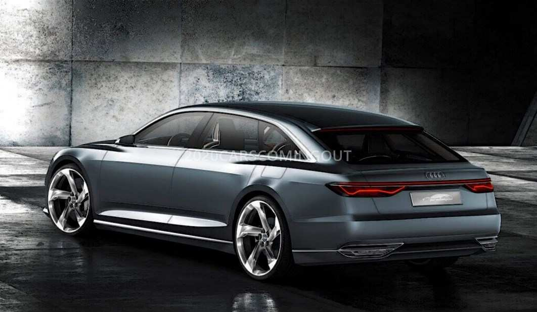 32 All New 2020 Audi A9 Concept Interior by 2020 Audi A9 Concept