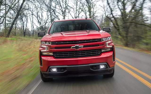 32 All New 2020 Chevy Silverado Concept by 2020 Chevy Silverado