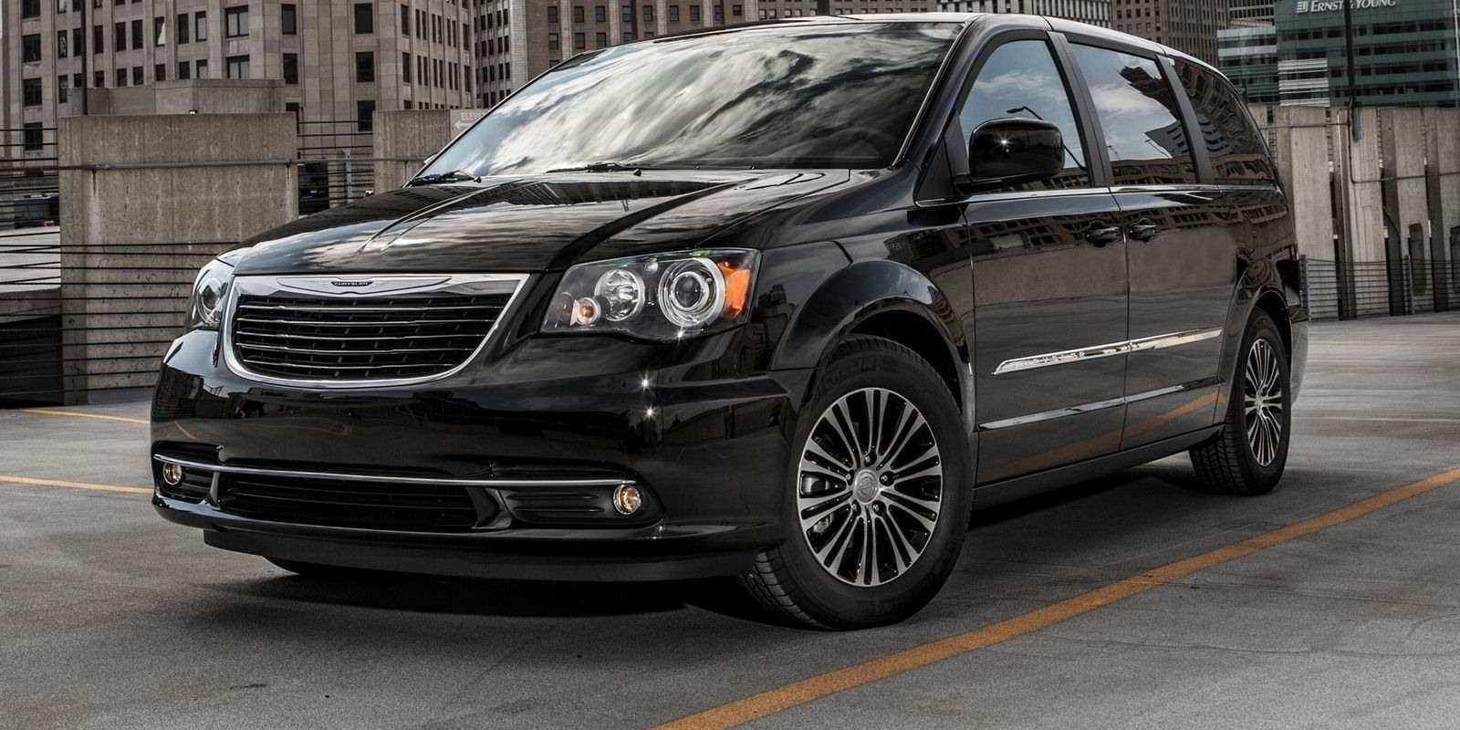 32 All New 2020 Chrysler Town Country Exterior and Interior with 2020 Chrysler Town Country