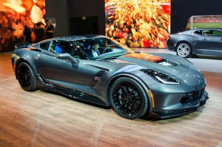32 All New 2020 Corvette ZR1 Exterior with 2020 Corvette ZR1