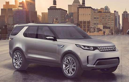 32 All New 2020 Land Rover LR4 Overview for 2020 Land Rover LR4