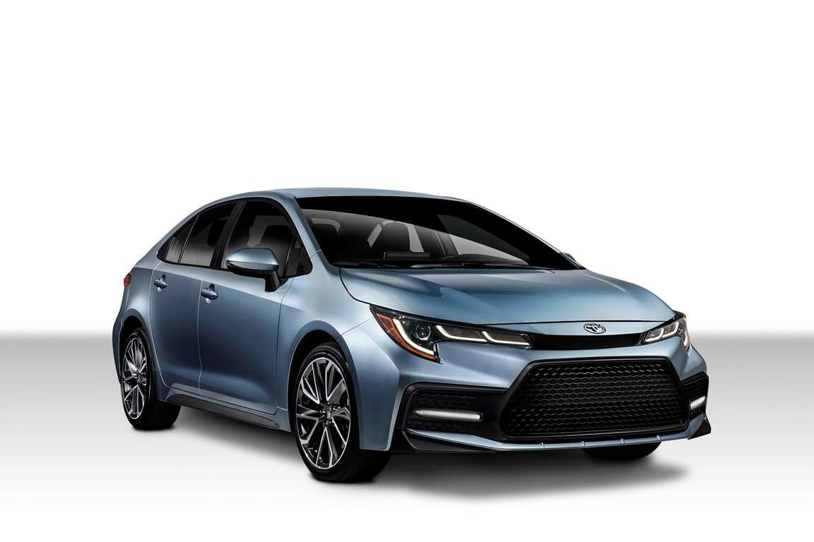 32 All New Toyota 2020 Xse Images by Toyota 2020 Xse