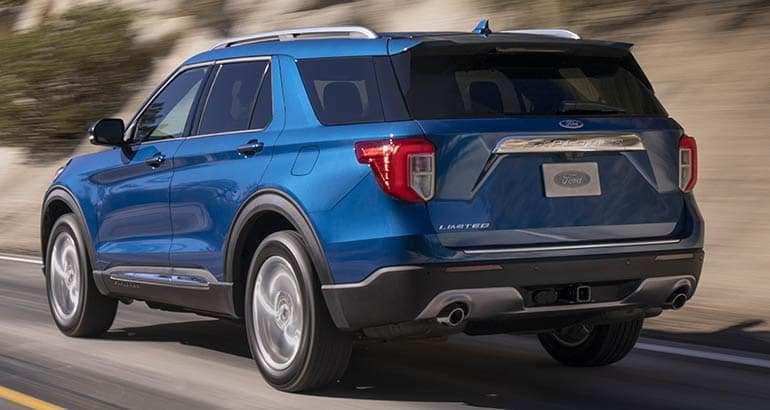 32 Best Review 2020 Ford Explorer Specs for 2020 Ford Explorer