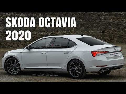 32 Best Review 2020 Skoda Octavia 2020 Exterior and Interior for 2020 Skoda Octavia 2020
